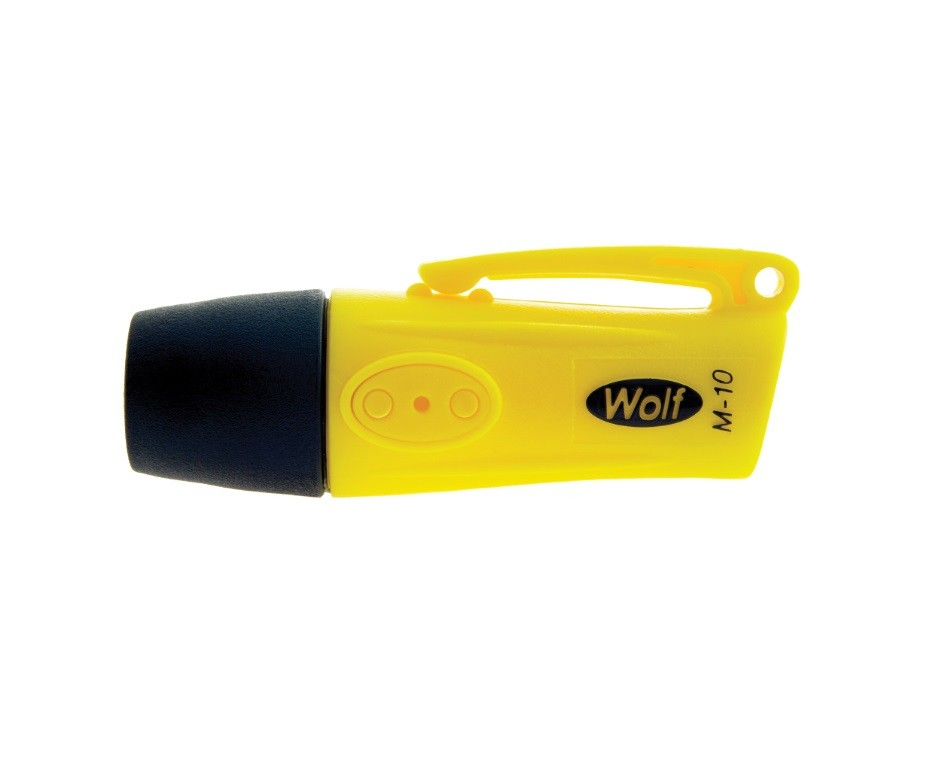 Wolf Safety M-10 LED Micro Torch