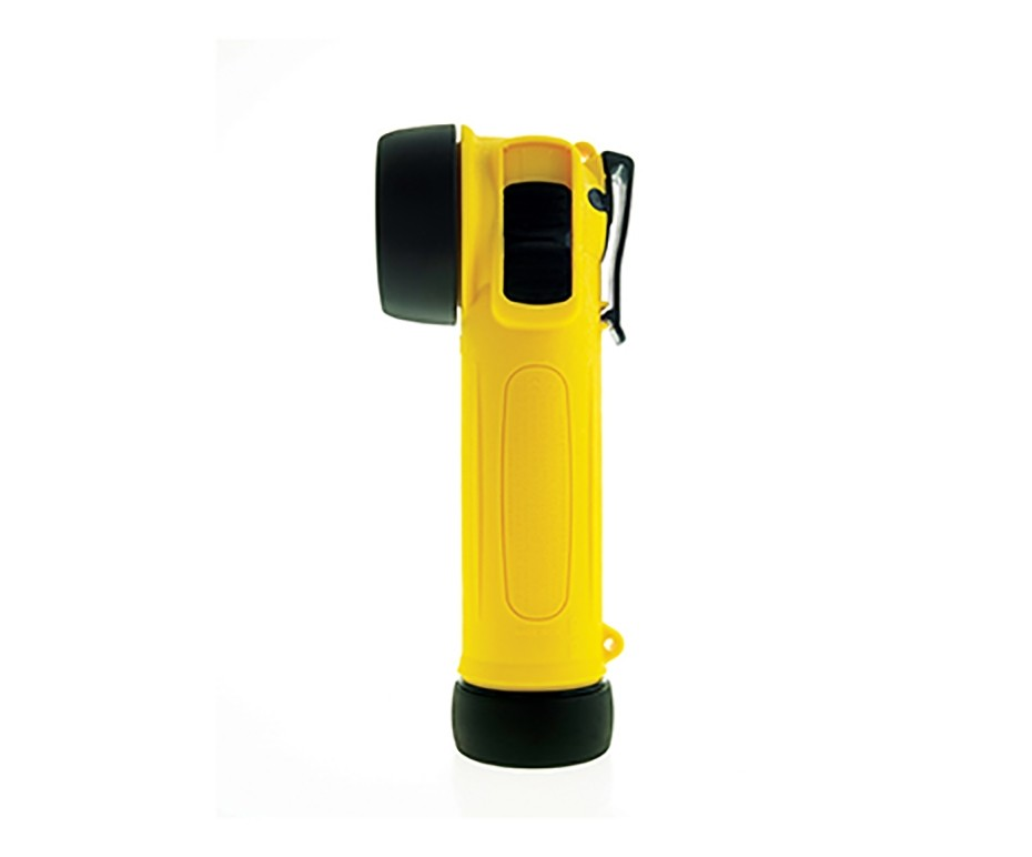 Wolf safety right angled torch ATEX
