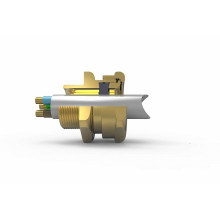 Hawke 501/421 Brass Cable Gland, OS, M20²