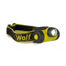 Wolf Safety HT-400 ATEX LED Headtorch, 75 Lumens